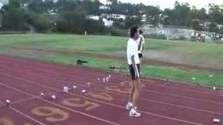 East Tennessee State University Beer Mile