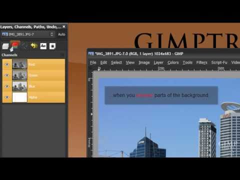 Gimp Beginner Tutorials