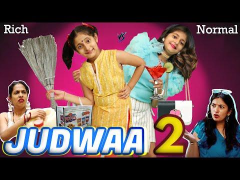 JUDWAA 2 - Rich vs Normal | A Short Film | MyMissAnand