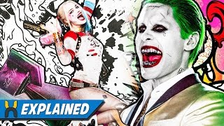 Suicide Squad ALL Deleted Scenes Explained
