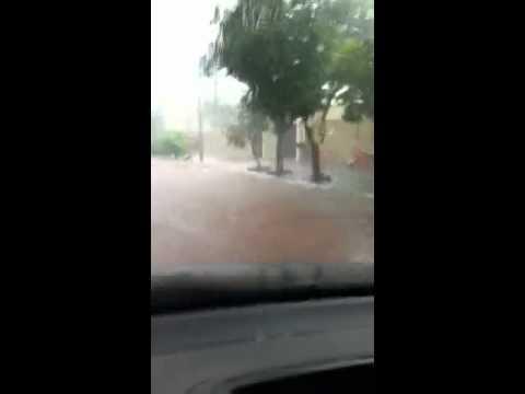 Chuva em Ponta Pora-MS