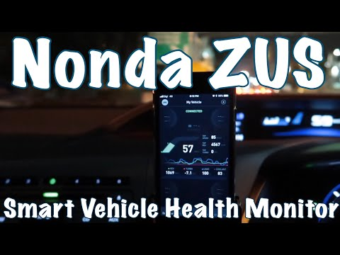 Review: Nonda ZUS Smart Vehicle Health Monitor (Indiegogo)