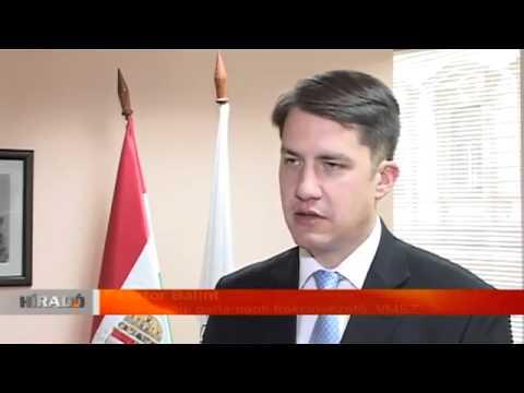 Híradó - Az EBESZ képviselőivel tárgyalt Belgrádban Pásztor Bálint-cover