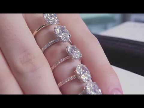 Education Shorts Episode 4: Popular Oval Engagement Ring Styles