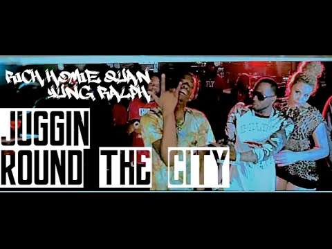 Yung Ralph, Rich Homie Quan - Juugin Round The City
