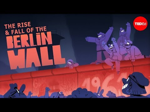 The History of the Berlin Wall