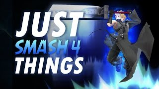 Just Smash 4 Things…