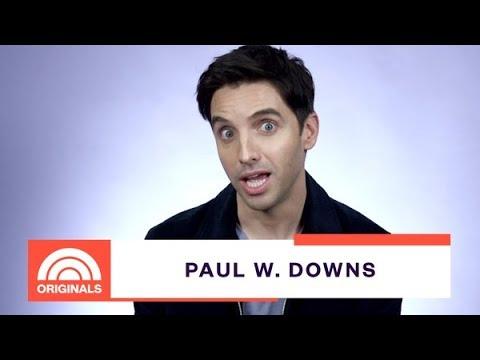 'Broad City' Star Paul W. Downs Impersonates Abbi And Ilana And Talks Final Season | TODAY Originals