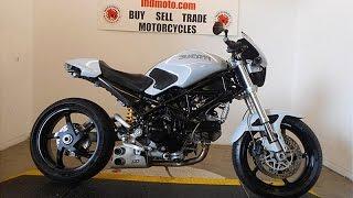 10. 2005 Ducati S2R Monster S2R FOR SALE