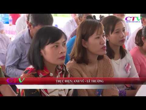 Đại hội UBMTTQVN xã Cam Tuyền lần thứ IX, nhiệm kỳ 2019-2024