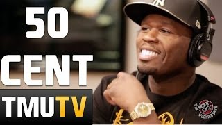 """50 Cent Gets Angry Talking About G Unit  """"I'M SUPPOSED TO  KILL THEM NOW"""""""