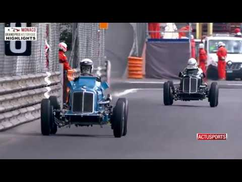 Motor racing: 11th Historic Grand Prix