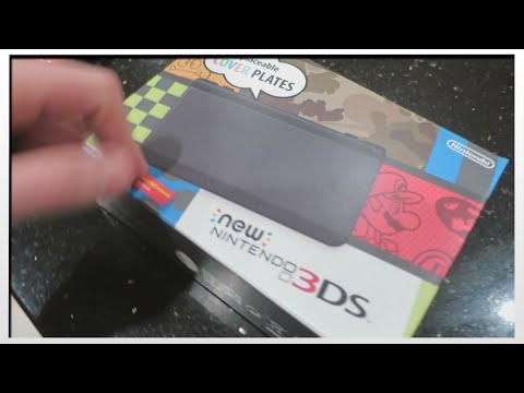 NEW NINTENDO 3DS!!
