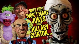 Why They Won't Make Jokes About Hillary Clinton... | JEFF DUNHAM