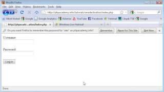 PHP Tutorials: Register&Login: Email Activation (Part 1)