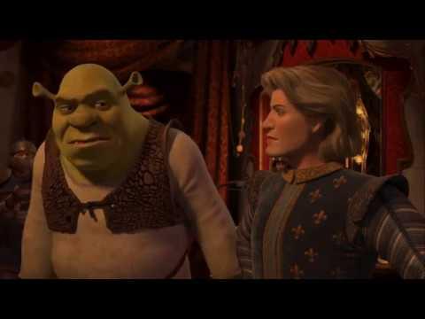 Shrek the Third - Shrek Meets Charming