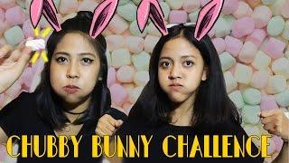 Video CHUBBY BUNNY CHALLENGE ( BAHASA - HEBOH ) - ft Vania Thufaila - Venna Violita MP3, 3GP, MP4, WEBM, AVI, FLV Oktober 2017
