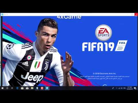 How To Fix Fifa 19 BlackScreen/Crash/Force Stop After Logo And All Problems On Low End Pc