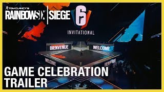 Rainbow Six Siege: Game Celebration Trailer - Six Invitational 2020 | Ubisoft [NA] by Ubisoft