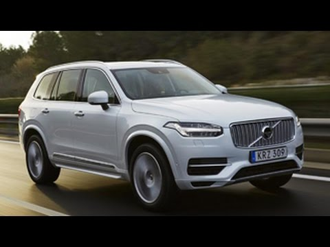 2015 Volvo XC90 driven - first verdict on Volvo's crucial new car