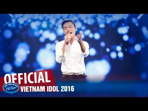 TRÁI TIM KHÔNG NGỦ YÊN - VIỆT THẮNG - VIETNAM IDOL 2016 GALA 5