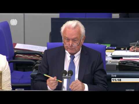 Bundestag - 7. Juni 2018 - Tätigkeitsbericht des Petitionsausschusses 2017
