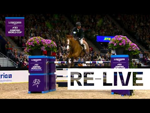 RE-LIVE | Jumping Qualifier Göteborg (SWE) | Longines FEI Jumping World Cup™ 2019/20 WEL