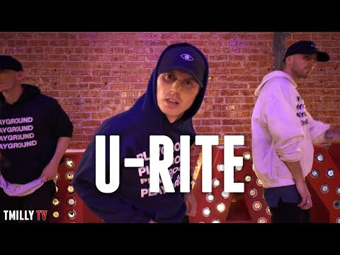 "THEY. ""U-RITE"" Choreography By Kenny Wormald - #TMillyTV - #Dance"