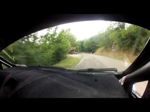 34 Rally del Casentino onboard Kubica-Mazur ss6 Dama 2
