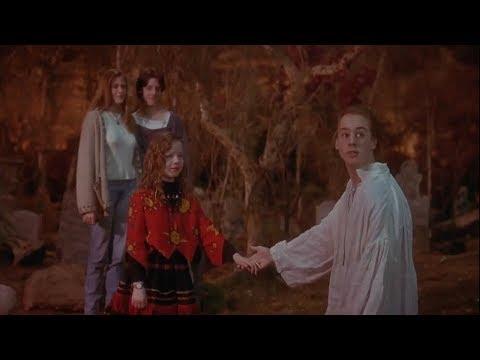 hocus pocus 1993 - freeing Binx! 1080p
