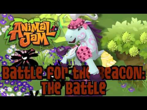 Animal Jam OST - Battle for the Beacon: The Battle