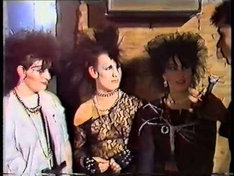 THE HEIGHT OF GOTH (1984)