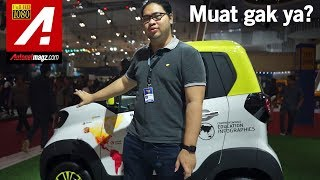 Download Video Wuling E100 Mobil Listrik First Impression Review by AutonetMagz MP3 3GP MP4