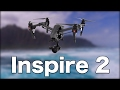 Inspire 2 - First Time Hands On - Free 52K Footage