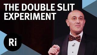 Double Slit Experiment explained! by Jim Al-Khalili