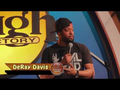 Chocolate Sundaes Comedy Show Re-Cap (04-28-13) DeRay Davis, G-Thang, Luenell, Michael Blackson