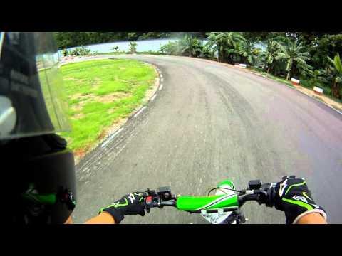 WoodieGoPro : GPX Racing XJR-L 50 cc. in Chiangmai Speedkart