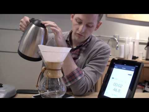 Acaia Coffee App version 2 Overview