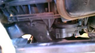 How To Replace Blend Door Actuator 2002 Chrysler 300m