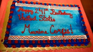 Decatur (IL) United States  city photo : US MARINE CORP 241 BIRTHDAY DECATUR IL