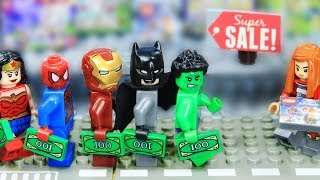 Video Lego Supehero shopping on Black Friday Final Episode MP3, 3GP, MP4, WEBM, AVI, FLV Juli 2019