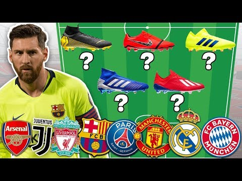 Can You Guess The Team?! Feat. Man Utd, Liverpool, Barcelona, Real Madrid & More!