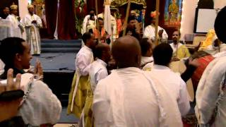 Ethiopian Orthodox Church Ohio (St.Gabriel)Mezmur # 12(WEREB)