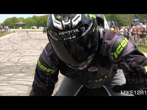 Motorcycle Stunts with Jason Britton & Eric Hoenshell - Team No Limit Stunt Shows, Full HD 1080p