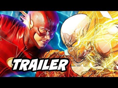 The Flash Season 5 Episode 17 Trailer - Godspeed and The Flash Movie Breakdown