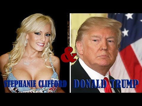 Stephanie Clifford  Donald Trump Paid Former  PORN STAR  Stephanie Clifford $130K To Keep Quiet