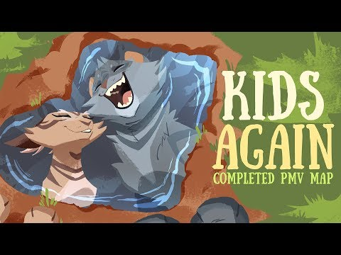 Kids Again | COMPLETED PMV MAP (видео)