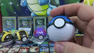 Opening 10 Mystery Japanese Poke Ball Toys ! Not sure what to expect check them out. by Papa Blastoise