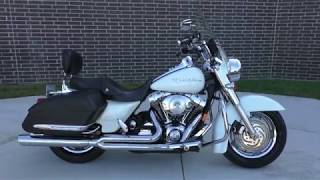7. 674553   2005 Harley Davidson Road King Custom   FLHRS Used motorcycles for sale