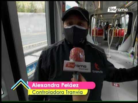 Tranvía de Cuenca próximo acabar la fase de formación